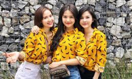 Bộ ba diễn viên xinh đẹp Huyền Lizzie - Phương Anh - Thu Hoài đi du lịch Thái Lan