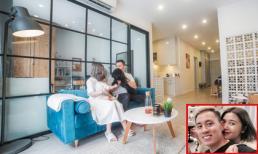 Không gian tuyệt đẹp bên trong căn hộ của vợ chồng Kiên Hoàng - Heo Mi Nhon