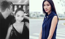 Á hậu Hoàng Thùy xác nhận chia tay bạn trai Tây ngay sau Hoa hậu Hoàn vũ