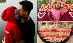 Sau 4 năm cưới, đã có hai con nhưng vợ chồng Tuấn Hưng vẫn lãng mạn, ngọt ngào như thế này
