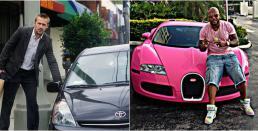 Đủ tiền mua cả chục siêu xe, nhưng những tỷ phú, ngôi sao Hollywood này lại thích chạy ô tô giá bèo