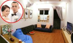 Không gian ấm áp bên trong căn hộ của vợ chồng Tùng Min - Pông Chuẩn