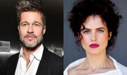 Hé lộ thêm thông tin về mối quan hệ giữa Brad Pitt và nữ kiến trúc sư nổi tiếng