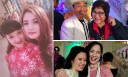 Nghệ sĩ Việt hội ngộ trong ngày lễ kỉ niệm 40 năm thành lập nhà hát tuổi trẻ Việt Nam