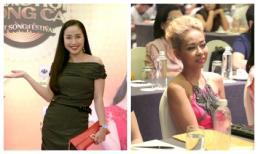 'Gái 3 con' Ốc Thanh Vân rạng ngời khoe dáng nuột nà, Thảo Trang nổi bần bật với tông hồng neon