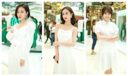 Cùng diện váy trắng đi sự kiện, Lan Ngọc - Jun Vũ - Phương Ly ai yêu kiều tinh khôi hơn?
