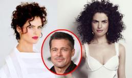 Nhan sắc xinh đẹp của bạn gái giáo sư khiến Brad Pitt không muốn hàn gắn với vợ cũ