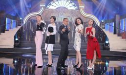 MC Lại Văn Sâm xuất hiện giữa dàn mĩ nữ gợi cảm Kỳ Duyên, Hari Won, Lan Ngọc