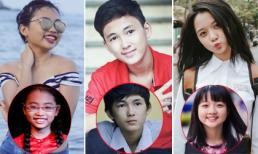 Nhìn loạt sao nhí lột xác mà háo hức chờ showbiz Việt có dàn trai xinh gái đẹp thế hệ mới