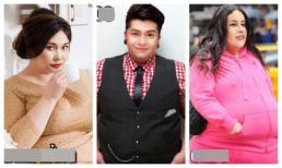Bạn có thể tưởng tượng khi những sao Việt xinh như mộng bất ngờ trở nên béo ú?