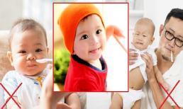 Những thói quen sẽ hủy hoại khả năng miễn dịch của bé, gần một nửa số cha mẹ đã làm