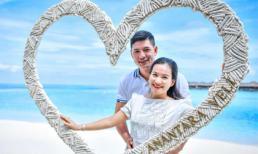Bình Minh - Anh Thơ lãng mạn kỷ niệm 10 năm ngày cưới ở Maldives