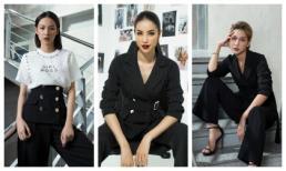 Phạm Hương, Phí Phương Anh, Diệp Linh Châu 'lột xác' với hình tượng 'Girl Boss' quyền lực