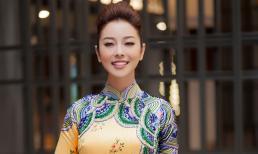 Jennifer Phạm khoe nhan sắc lộng lẫy của 'gái ba con' trông mòn con mắt