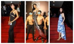 Thảm đỏ Vietnam International Fashion Week ngày cuối chứng kiến sự đổ bộ của loạt thảm hoạ thời trang
