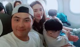 Gia đình anh trai Song Joong Ki tới Việt Nam du lịch