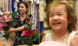 Diễn viên Kiều Trinh tự tay cắm hoa, đi chợ từ sáng sớm để tổ chức tiệc sinh nhật cho con gái