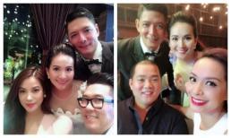 Vợ chồng Bình Minh - Anh Thơ tổ chức tiệc kỉ niệm 10 năm ngày cưới