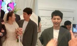 Song Joong Ki liên tục bỏ Song Hye Kyo ở nhà để đi 'chạy show' đám cưới