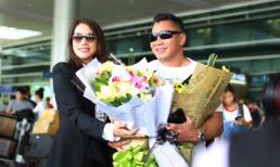 Trương Ngọc Ánh ra sân bay đón ngôi sao võ thuật gốc Việt nổi tiếng nhất thế giới Cung Lê về nước