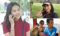 Cuộc sống hiện tại của Hà Hương - Cô nàng Nguyệt 'thảo mai' trong 'Phía trước là bầu trời'