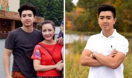 Vẻ ngoài nam tính, đẹp như hot boy của con trai diễn viên Khánh Huyền