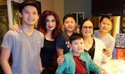 Đã ly hôn Bằng Kiều nhưng Trizzie Phương Trinh vẫn dành tình cảm đặc biệt cho mẹ chồng cũ