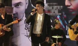 Ưng Hoàng Phúc hát live 'Ngắm hoa lệ rơi' hay như mở đĩa khiến fan chao đảo