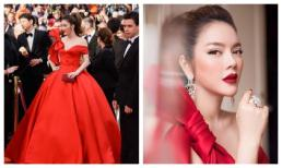 Lý Nhã Kỳ hóa Công chúa Cinderella ngày khai mạc LHP Cannes 2018
