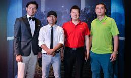 Dàn sao hội ngộ tại thủ đô dự ra mắt phim về đề tài thể thao