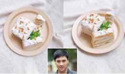 Đầu tuần học cách làm kem chuối cốt dừa cực kỳ đơn giản từ Kiên Hoàng