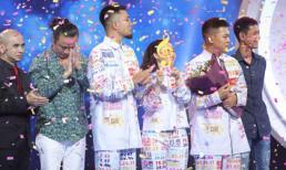 Lộn Xộn Band của Lê Minh Sơn đăng quang ngôi vị quán quân Sing My Song mùa 2