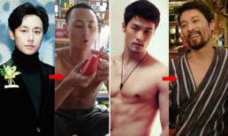 Điểm danh những sao nam Việt xuống sắc 'không phanh' khiến fans vừa sốc vừa tiếc nuối