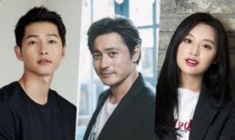 Jang Dong Gun sẽ đóng chung với Song Joong Ki và Kim Ji Won trong phim cổ trang đáng mong chờ?