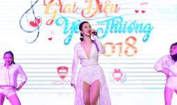Dàn sao 'quẩy' hết mình trong buổi gala 'Giai điệu yêu thương'
