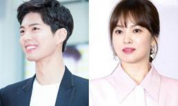 Song Hye Kyo sẽ kết đôi với 'đàn em' Park Bo Gum trong phim mới?