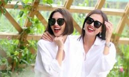 Anh Thư - Dương Mỹ Linh không khác gì chị em sinh đôi trong bộ ảnh mới