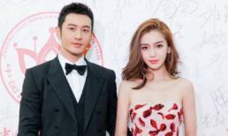 Một lần nữa Huỳnh Hiểu Minh khẳng định vị trí 'đệ nhất chiều vợ' của Cbiz