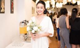 MC Phí Linh xuất hiện ngọt ngào tại 'Bữa tiệc sắc đẹp Nhật Bản'