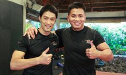 Johnny Trí Nguyễn nói về ngoại hình già nua và việc người bạn Cung Lê thách đấu võ sư Flores vì mình
