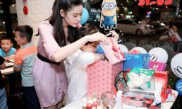 Tim - Trương Quỳnh Anh không chụp ảnh cùng nhau trong sinh nhật con trai?