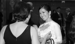 Hết dự sinh nhật Hoàng thái tử Đan Mạch, Hồng Nhung lại được mời đến tiệc mừng lễ Quốc khánh nước Ý
