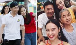 Lâu lắm rồi mới thấy Angela Phương Trinh chia sẻ cảm động về ba