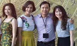 Đạo diễn Đỗ Thanh Hải 'không hẹn mà gặp' ba nữ chính phim 'Phía trước là bầu trời'