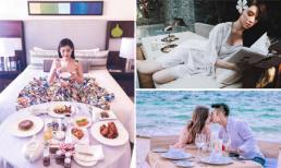 Mùa hè 2018, hội con nhà giàu Việt Nam tận hưởng những chuyến du lịch sang chảnh ở đâu?