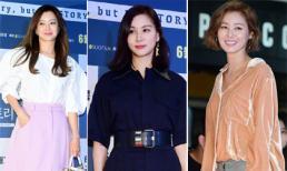Dàn mỹ nhân thập niên 1990 cùng nhiều sao dự ra mắt phim của Kim Hee Ae