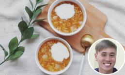 Học Kiên Hoàng làm món chè bưởi siêu ngon, mát lạnh ngày hè
