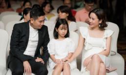 Thấm thoát con gái nhà Hồ Hoài Anh - Lưu Hương Giang đã lớn bổng thế này