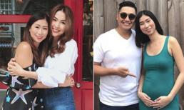 Chị chồng Tăng Thanh Hà mang bầu và cuộc sống hạnh phúc viên mãn sau khi kết hôn