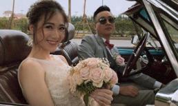 Sau 3 tháng kết hôn, JustaTee khoe vợ là hot girl Trâm Anh mang thai